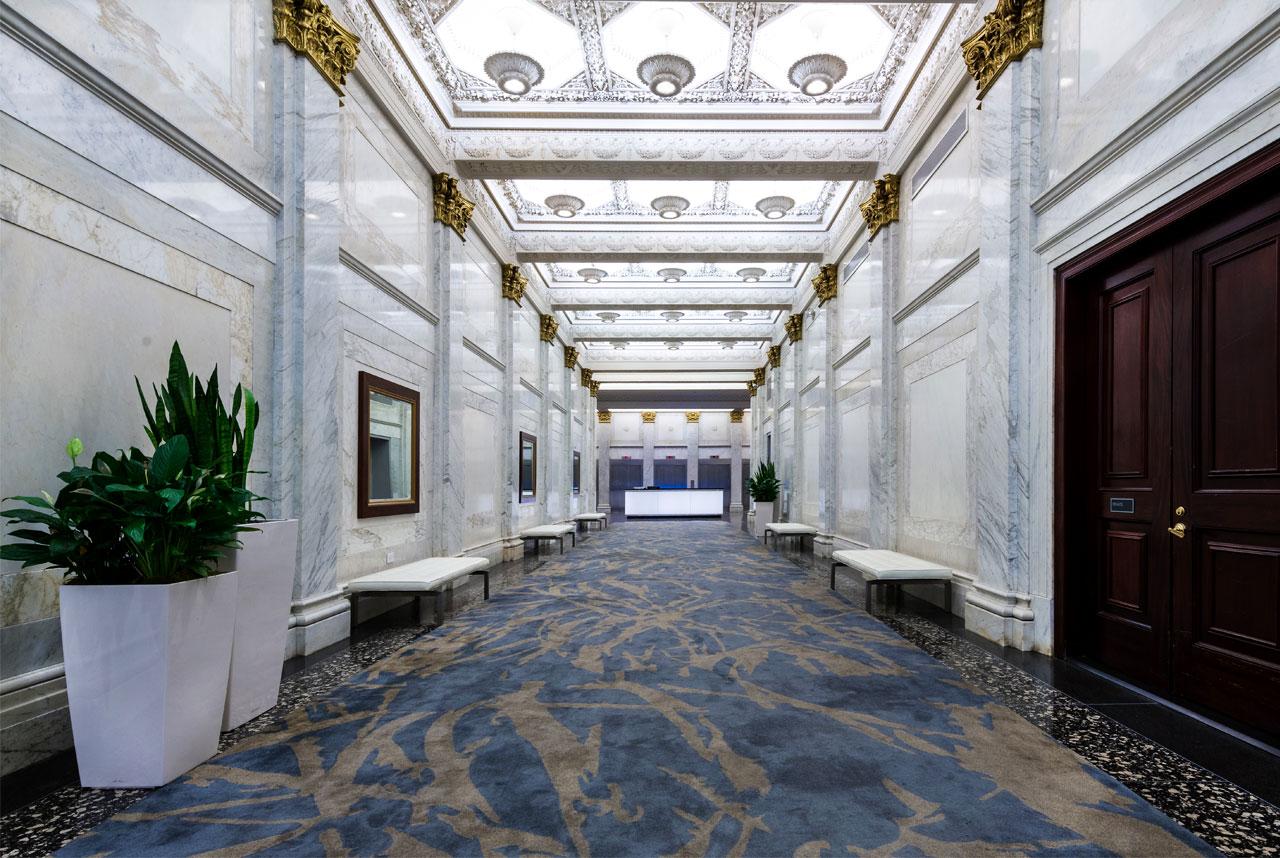 25 Broad Street Lobby