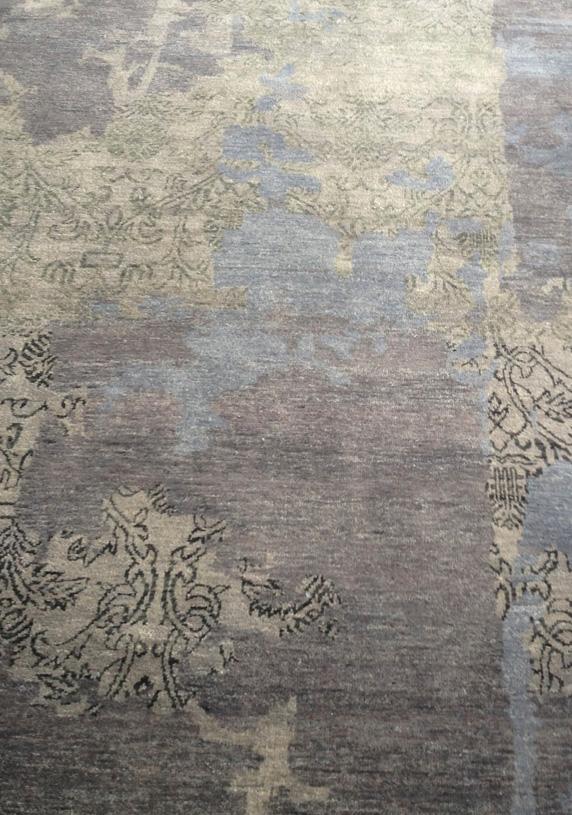 860 UN Plaza Carpet Detail