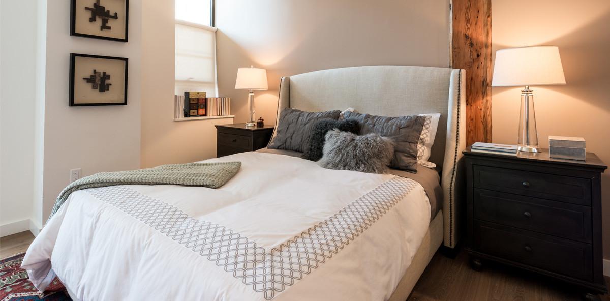 20 Henry Street Bedroom