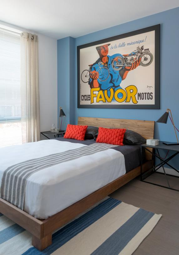 250N10 Bedroom
