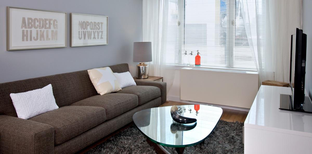 34 Berry Street Living Room