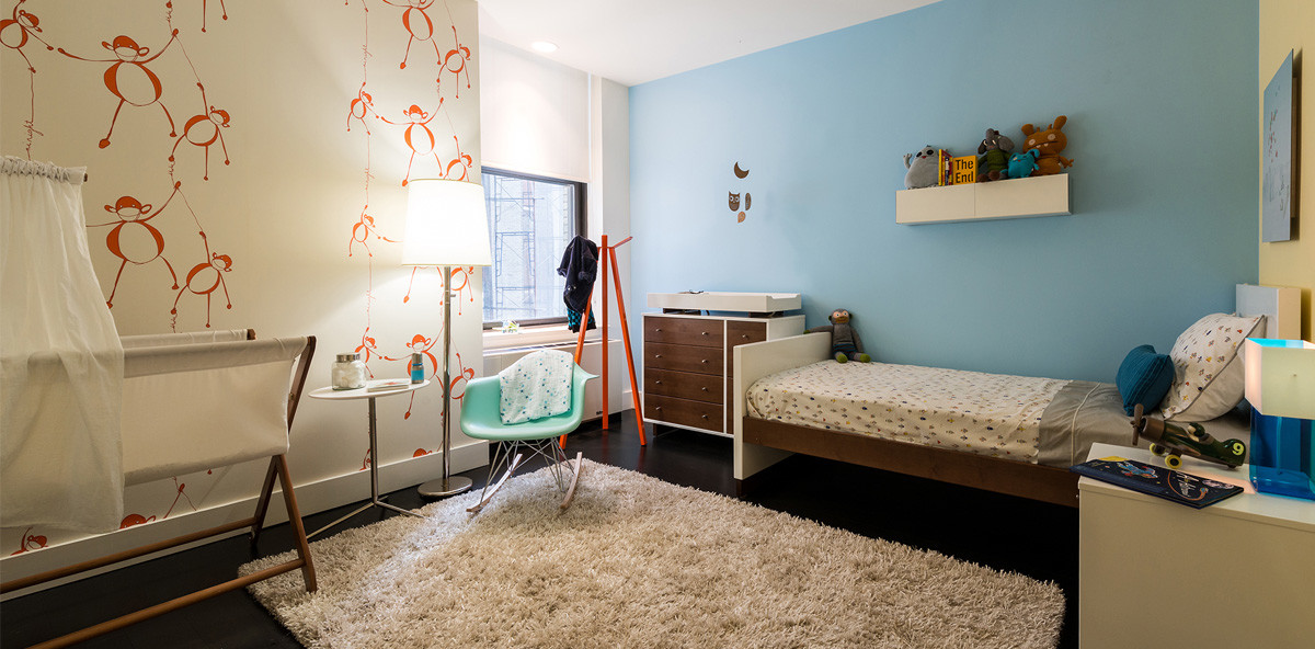25 Broad Street Kids Bedroom