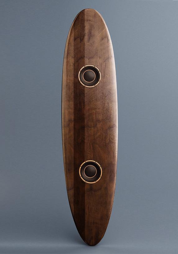 Swickboard Wood Americano