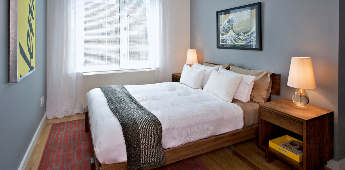34 Berry Street Bedroom