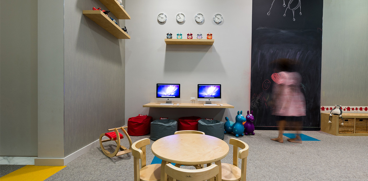 25 Broad Street Kids Playroom