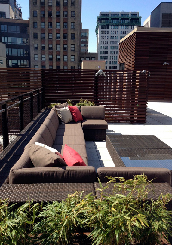 25 Broad Street Roof Lounge